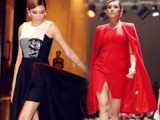 Thời trang - Hoàng Yến trở lại sàn diễn sau tuyên bố giải nghệ