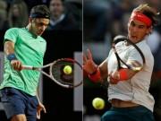 Thể thao - Basel Open: Federer và Nadal tranh ngôi báu