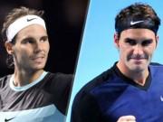 Thể thao - Chi tiết Federer - Nadal: Kịch tính đến cuối (KT)