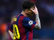 Bóng đá - Messi không thể tham dự trận El Clascio tại Bernabeu