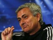 """Bóng đá - Mourinho chỉ """"bình thường"""" như bao HLV khác"""