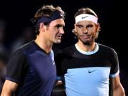 Thể thao - BXH tennis 2/11: Khuất phục Nadal, FedEX lên số 2