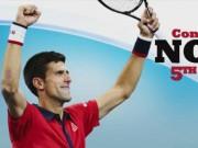Thể thao - 171 tuần trên đỉnh: Djokovic còn xa Federer