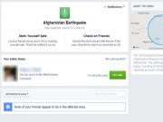 Công nghệ thông tin - Facebook giúp xác minh số phận những người ở vùng động đất