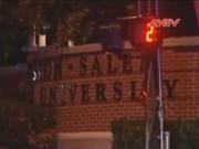 Video An ninh - Lại xả súng tại trường học Mỹ, 2 người thương vong