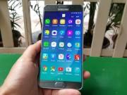 Dế sắp ra lò - Trên tay Galaxy Note 5 màu bạc Titanium mạnh mẽ