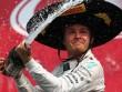 """BXH Mexican GP: Rosberg """"nhấn ga"""" vượt Vettel"""