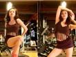 """Clip: """"Bà Tưng"""" khoe vũ đạo sexy trong phòng tập gym"""