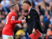 Bóng đá - MU: Niềm tin mù quáng của Van Gaal với Rooney
