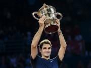 """Thể thao - Có một Federer """"bùng cháy"""" giai đoạn cuối năm"""