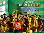 Bóng đá - Thành lập đội U-21 Việt Nam dự giải U-21 quốc tế báo Thanh Niên