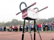 Robot lập kỷ lục đi bộ quãng đường dài nhất thế giới