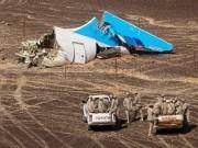 Máy bay Nga rơi: Bác bỏ yếu tố  ngoại lực