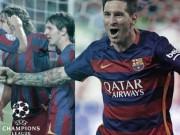 Bóng đá - Messi & 10 năm tại cúp C1: Hành trình vĩ đại