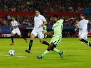 Bóng đá - Sevilla - Man City: Đôi công hấp dẫn