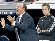 Bóng đá - Benitez tin Real thắng may trước PSG