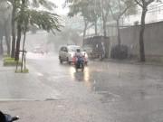 Tin tức trong ngày - Thời tiết từ miền Trung đến miền Nam chuyển xấu