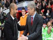Bóng đá - Guardiola: Wenger phản bội triết lý của chính mình