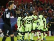 """Bóng đá - Man City đoạt vé đi tiếp: """"Đẳng cấp"""" là đây"""