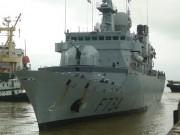 Tin tức trong ngày - Tàu tuần dương Hải quân Pháp cập cảng Đà Nẵng