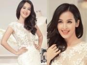 Thời trang - Tú Vi sẽ diện 4 chiếc váy cưới trong lễ kết hôn