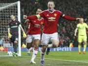 Bóng đá - MU: Rooney ghi bàn, nhưng đừng hả hê