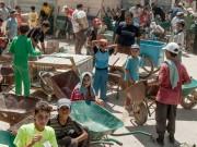 Thế giới - Trẻ em tị nạn Syria mới lên 3 bị bóc lột như nô lệ