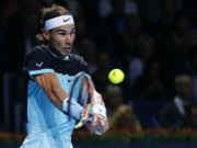 """Thể thao - Nadal - Rosol: """"Lướt"""" vào vòng trong  (V2 Paris Masters)"""