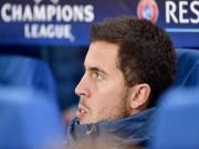 Bóng đá - Mourinho tạm thoát hiểm: Bỏ Hazard là thượng sách