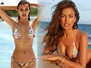 """Thời trang - Irina Shayk lọt top mẫu Nga """"hot"""" nhất mọi thời đại"""