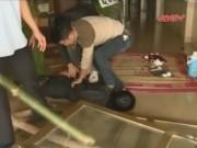 Video An ninh - Ngáo đá, chém chết bác ruột rồi cố thủ trong nhà