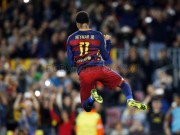 """Bóng đá - """"Siêu nhân"""" Neymar: Bóng dáng thủ lĩnh ở Nou Camp"""