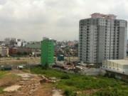 """Tài chính - Bất động sản - Đề nghị """"xén"""" đất di dời trụ sở, nhà máy xây nhà xã hội"""