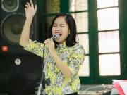 Ca nhạc - MTV - Hoàng Quyên cởi giầy, miệt mài tập hát