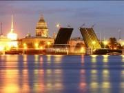 Du lịch - Những cây cầu ở Saint Petersburg