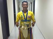 Bóng đá - Tiền vệ Hà Nội T&T bị loại khỏi U21 VN vì chấn thương... trên báo