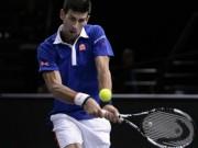 """Thể thao - Djokovic - Simon: """"Mưa break"""" trên đất Pháp (V3 Paris Masters)"""
