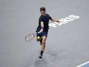 """Thể thao - Federer - Isner: Ám ảnh """"máy giao bóng"""" (V3 Paris Masters)"""