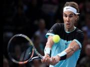 Tennis - Nadal - Anderson: Bản lĩnh lên tiếng (V3 Paris Masters)