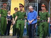 An ninh Xã hội - Đại án ở Agribank CN 6: 1 án chung thân và 126 năm tù
