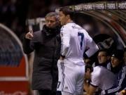 """Bóng đá - Gạt """"thù cũ"""", Ronaldo khen Mourinho hết lời"""