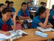 Giáo dục - du học - Nhiều học sinh lớp 6 không có thói quen làm bài tập về nhà