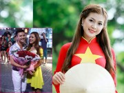 Bạn trẻ - Cuộc sống - Màn cầu hôn hoa khôi sinh viên náo loạn Hồ Gươm
