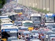 """Tin tức trong ngày - HN quyết giảm tần suất xe buýt giờ cao điểm dù bị chê """"ngược đời"""""""