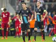 Bóng đá - Thua Bayern: Tốt cho Arsenal, xấu với Premier League