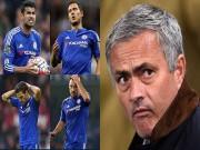 """Bóng đá - Đêm """"quyết tử"""" của Chelsea: Vì Mourinho, vì tương lai"""