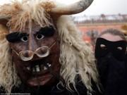 Du lịch - Lễ hội hóa trang rùng rợn nhất Châu Âu