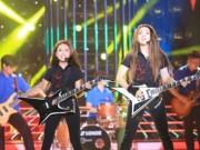 """Ca nhạc - MTV - Phương Mỹ Chi """"máu lửa"""" hát rock hệt Mỹ Tâm"""