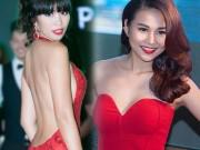 """Thời trang - Hà Anh, Thanh Hằng hóa thân """"Bond girl"""" gợi cảm"""