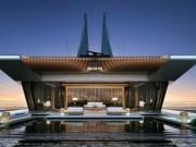 Tài chính - Bất động sản - Chiêm ngưỡng siêu du thuyền như cung điện nổi trên biển